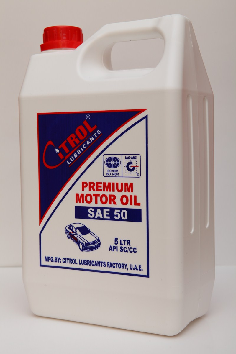 Premium Motor Oil Sae 50 All Products Premium Motor Oil Sae 50 From Citrol