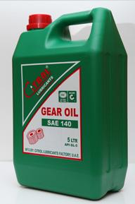 Gear Oil SAE 140